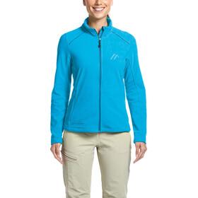 Maier Sports Tofino Fleece Jacket Women Hawaiian Ocean